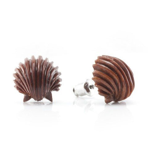 Ariel's Shell Earrings by Urban Star