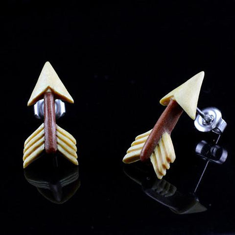 Earrings - Arrow Earrings By Urban Star