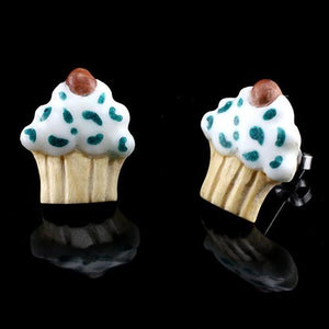 Earrings - Cupcake Earrings By Urban Star