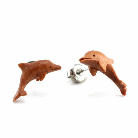 Dolphin Earrings by Urban Star