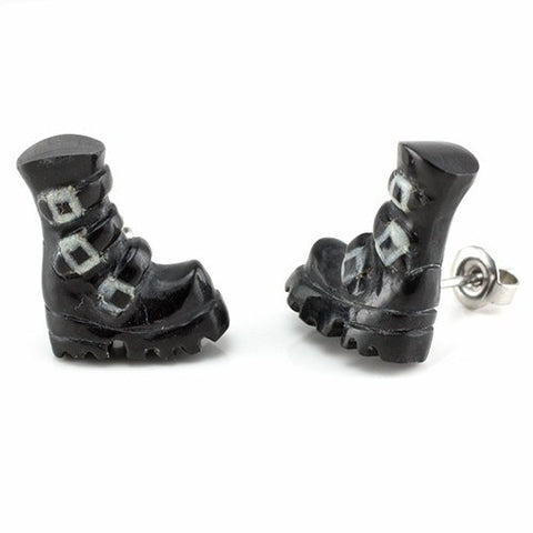 Goth Boot Earrings by Urban Star