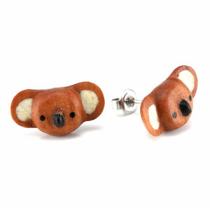Koala Moji Earrings by Urban Star