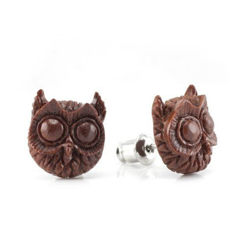 Night Owl Earrings by Urban Star