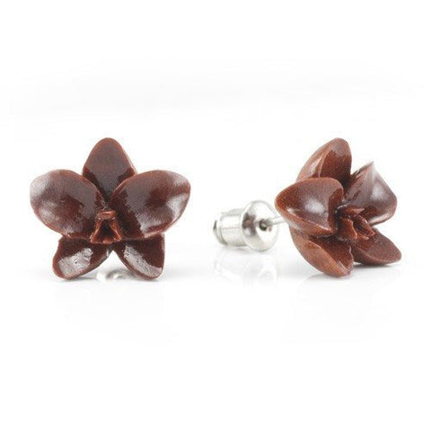 Orchid Earrings by Urban Star