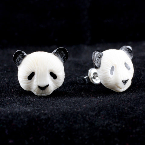 Panda Earrings by Urban Star