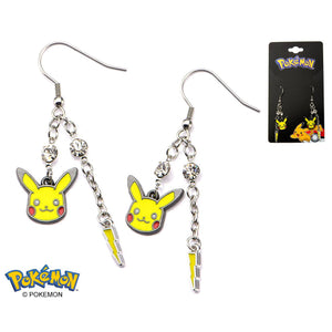 Pikachu Dangle Earrings
