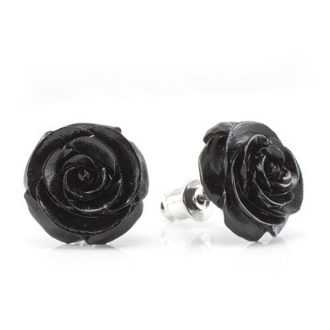 Rosebud Earrings by Urban Star
