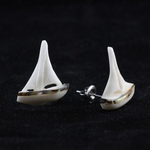 Sailboat Earrings by Urban Star