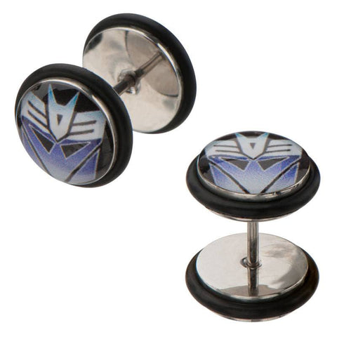 Decepticon Fake Plugs
