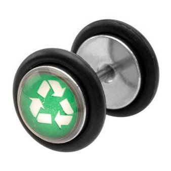 Recycle Fake Plugs