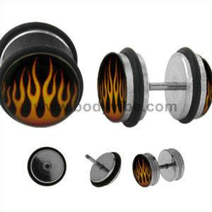 Flame Fake Plugs