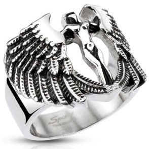 Archangel Goddess Ring