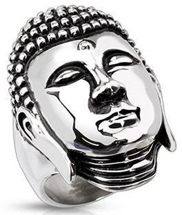 Meditating Buddha Ring