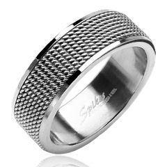Stainless Screen Ring