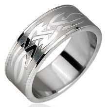 Tribal Symbol Ring