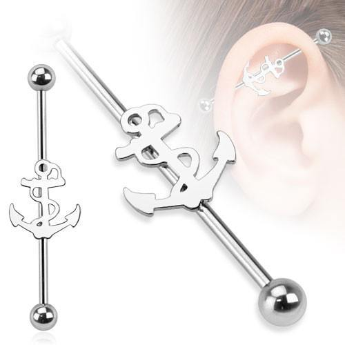 Industrials - 14g Anchor Industrial Barbell
