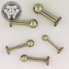 Labrets - Stainless Steel Labret By Body Circle Designs