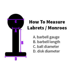 Labrets - Wind-up Labret