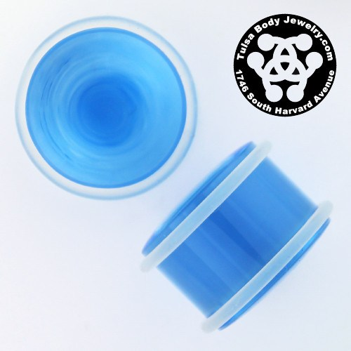 "3/4"" Acrylic Straight Plugs by Industrial Strength"
