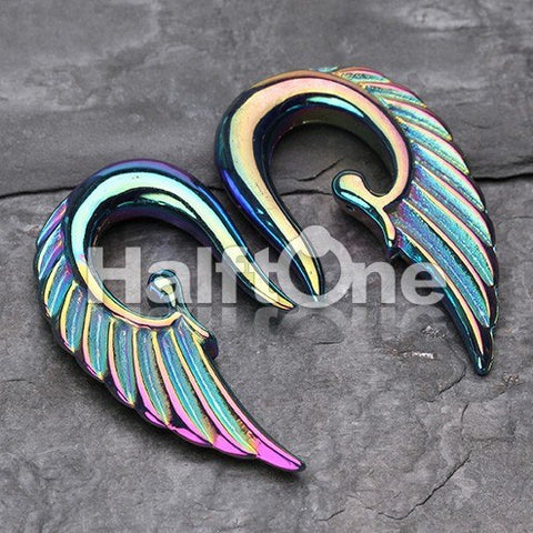 Plugs - Angel Wing Hangers
