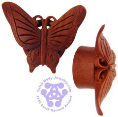 Autumn Butterfly Plugs by Urban Star