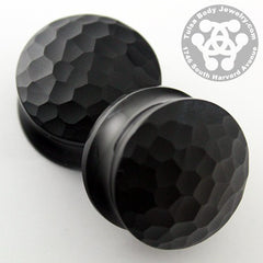 Black Martelle Plugs by Gorilla Glass