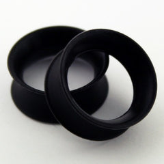 Black Skin Eyelets by Kaos Softwear