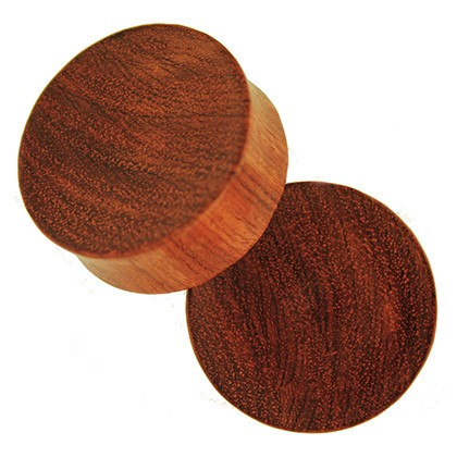 Plugs - Bloodwood Bowl Plugs