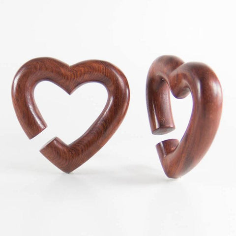 Bloodwood Hearts by Siam Organics