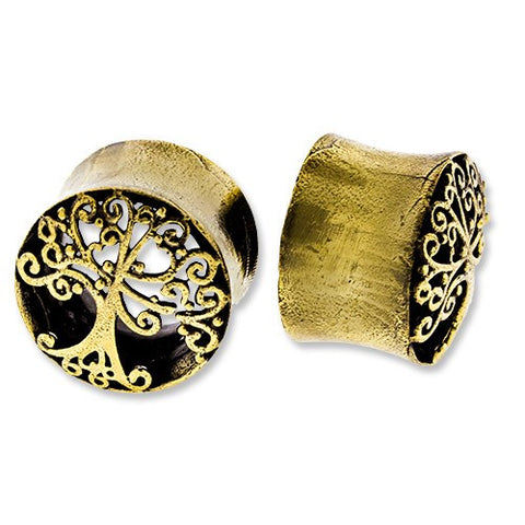 Brass Tree Of Life Tunnels