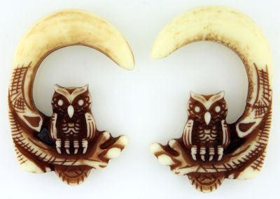 Brown Owl Hangers