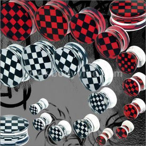 Checkered Plugs