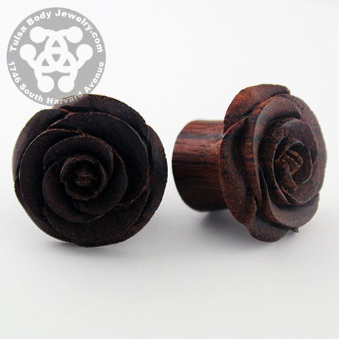 Cherry Rosebud Plugs by Urban Star