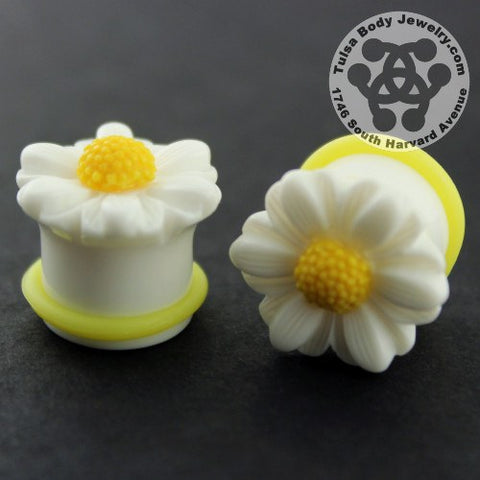 Daisy Flower Plugs