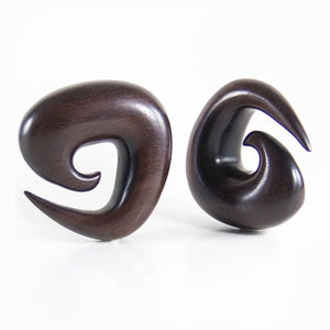Dark Raintree Tri-Spirals by Siam Organics