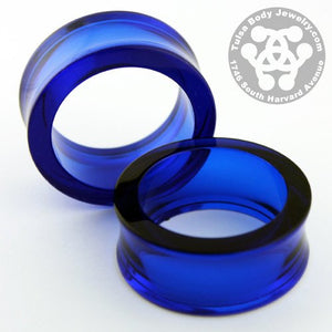 Double Flare Acrylic Tunnels
