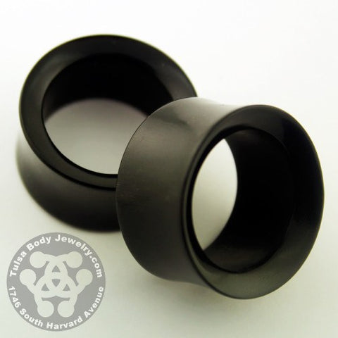 Plugs - Double Flare Horn Tunnels