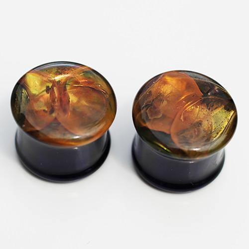 Plugs - Double Flare Pool Plugs By Glasshouse 33