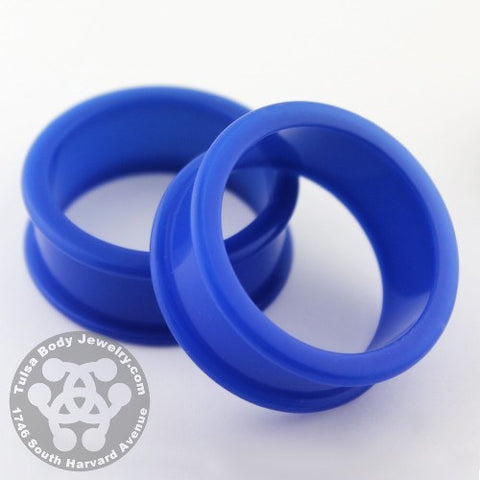 Double Flare Silicone Tunnels