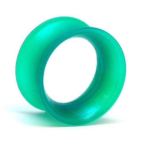Plugs - Emerald Pearl Skin Eyelets By Kaos Softwear