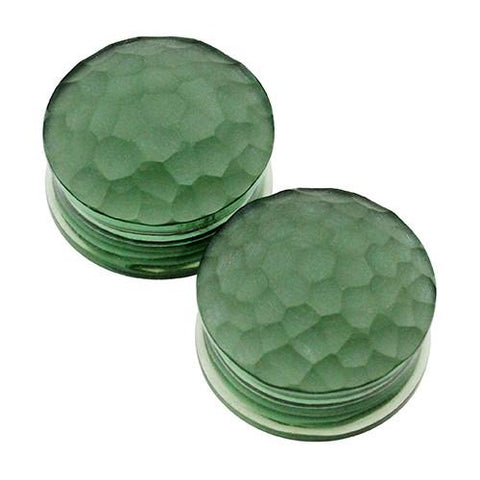 Plugs - Forest Green Martelle Plugs By Gorilla Glass