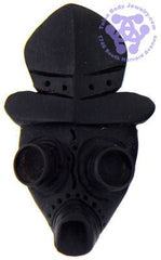 Gas Mask Plugs by Urban Star