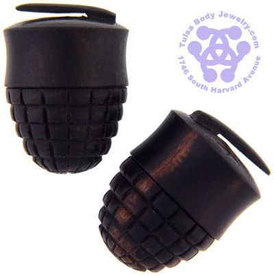 Grenade Plugs by Urban Star