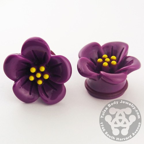 Hibiscus Flower Plugs