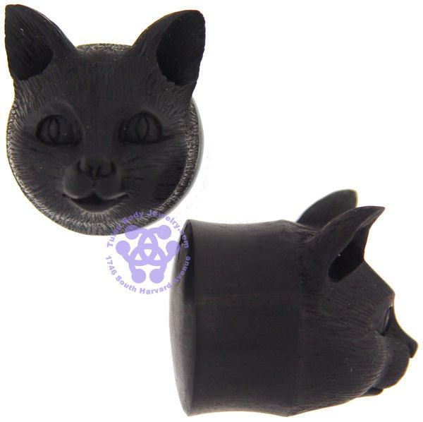 Kitty Plugs by Urban Star Organics