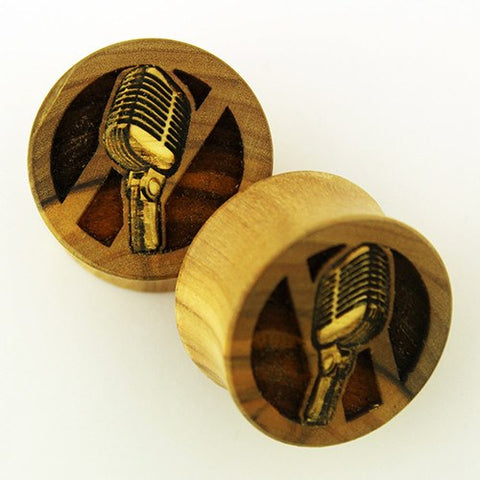 Microphone Plugs by Modifika