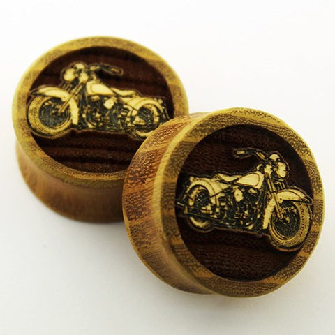 Motorcycle Plugs by Modifika