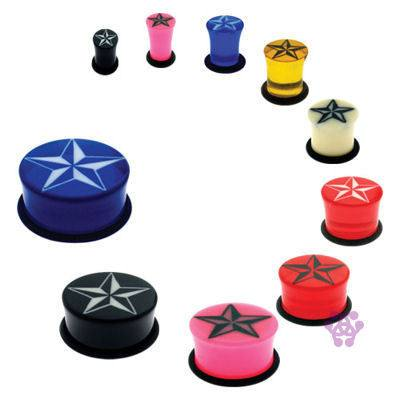 Nautical Star Plugs