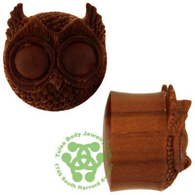 Night Owl Plugs by Urban Star Organics
