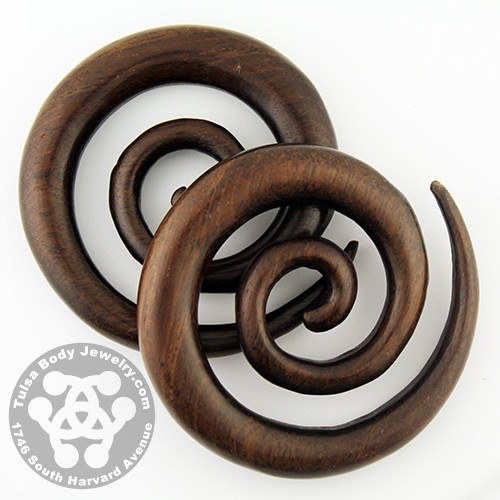 Raintree Long Spirals by Siam Organics